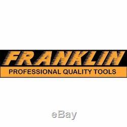 Franklin 19 Piece 3/8in Drive 6 Point Deep Socket Set 6 24mm XF4019