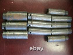 MAC Tools VDP6 Series 1/2 Drive 6 Point 11 Piece Deep Impact Sockets