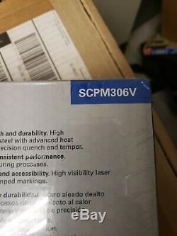 NEW Matco Tools SCPM306V 1/2 Drive 30pc Metric 6 Point Standard & Deep Impact