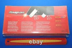 NEW Snap-on 22 Pc 3/8 Drive 6-Point SAE Shallow & Deep Socket Set 222SFFS