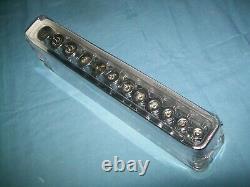 New Snap-on 3/8 drive 8 thru 19 mm 6point FDX DEEP Socket Set 212YSFSMY Sealed