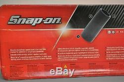 Snap On Tools 1/2 Drive 6-Point SAE Flank Drive Deep Impact Socket Set 309SIMYA