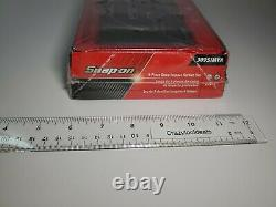 Snap On Tools 309SIMYA 9pc 1/2Drive 6-Point SAE Flank Drive Deep Impact Sockets