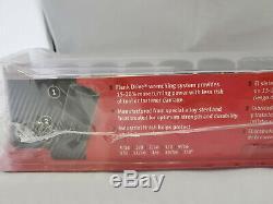 Snap-on 10 Pc 3/8 Drive 6-Point SAE Flank Drive Semi-Deep Impact Socket Set New