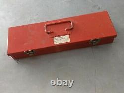 Wright Tool 402 1/2 Drive 12 Point Deep Socket Set, 1/2 1-1/8 (11-Piece)